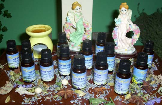 Mystical Herbs Essential Oils