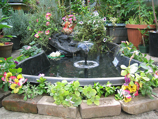 Landscaping With Ponds And Fountains Spiritual Approach