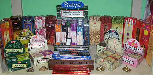 Mystical Herbs Incense