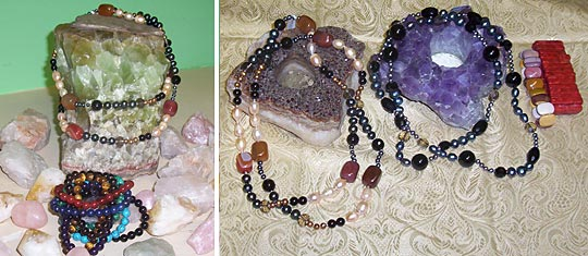 Mystical Herbs Gemstones Jewellery