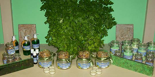 Mystical Herbs Prosperity